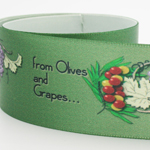 Multi Color & Washable Personalized Ribbon by FinerRibbon!