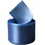 Royal Blue Single Face Satin Ribbon
