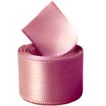 Colonial Rose Double Face Satin Ribbon