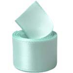 Blue Mist Double Face Satin Ribbon