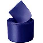 Purple Spirit Single Face Satin Ribbon