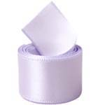Lilac Mist Double Face Satin Ribbon