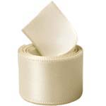 Candle Light Double Face Satin Ribbon