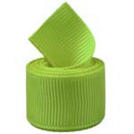 Apple Green Grosgrain Ribbon