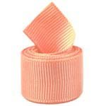Peach Grosgrain Ribbon