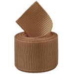 Camel Grosgrain Ribbon