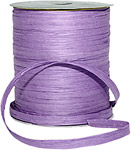Purple Paper Raffia Ribbon