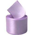 Extra Wide Light Orchid Double Face Satin Ribbon