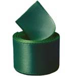 Extra Wide Forest Double Face Satin Ribbon
