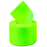 Neon Lime Grosgrain Ribbon