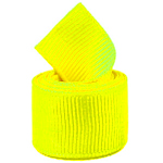 Neon Yellow Grosgrain Ribbon